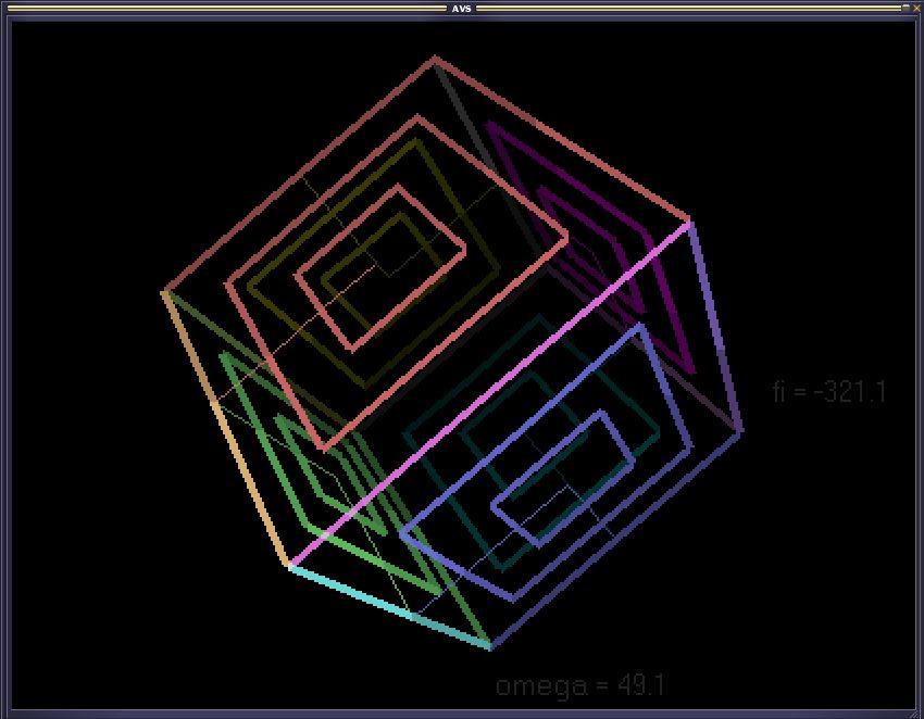 origamicube.avs by AVSMmP