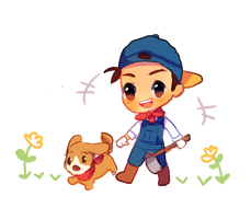 Harvest Moon - Lets GO!