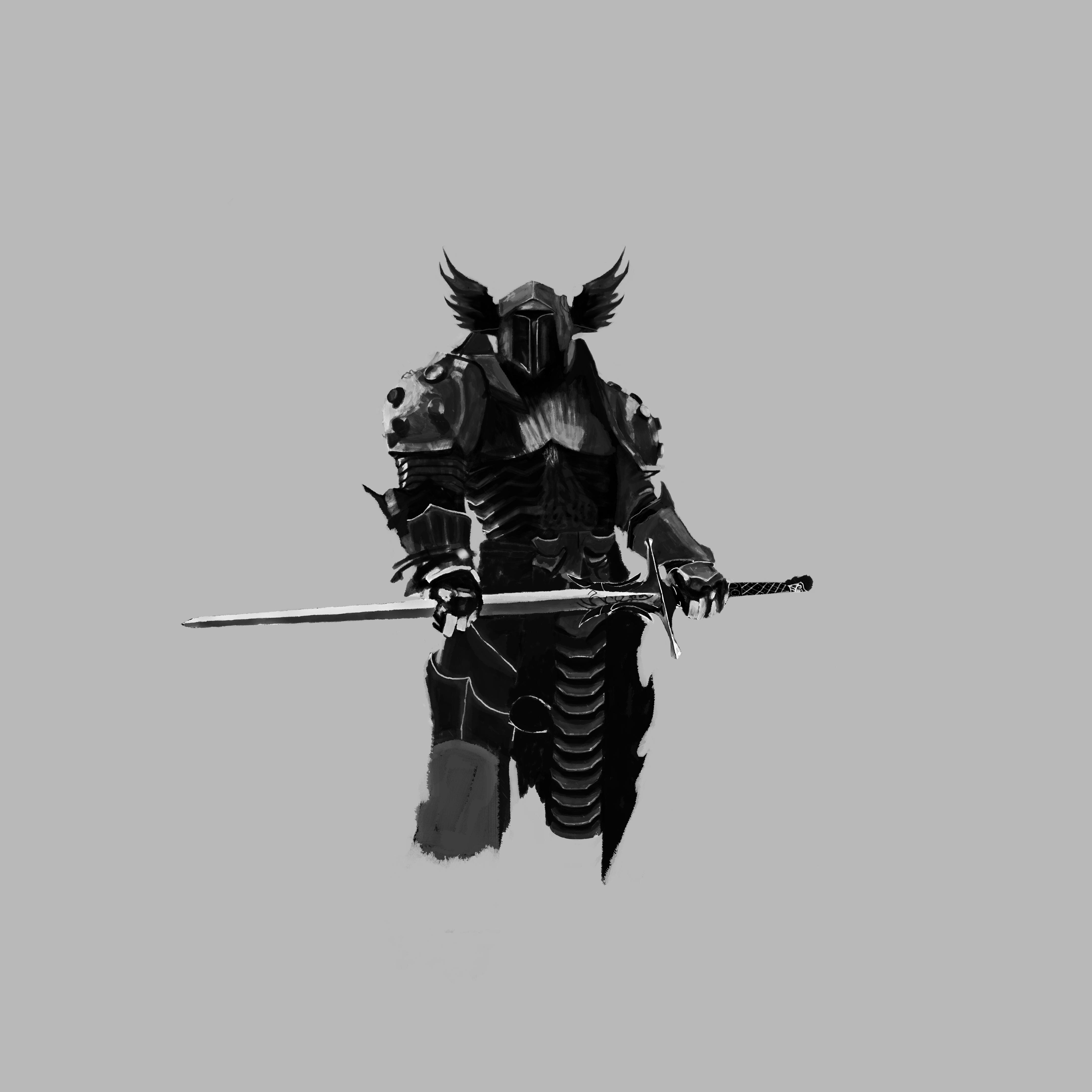Guild Wars 2 | Warrior Fanart ^ ~ by 8OHD on DeviantArt