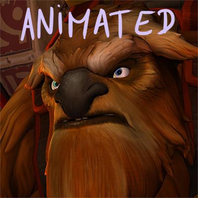 Animtober - Furious