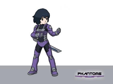 Phantoms: Basic punch