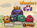 Monsters vs evil by Moogl