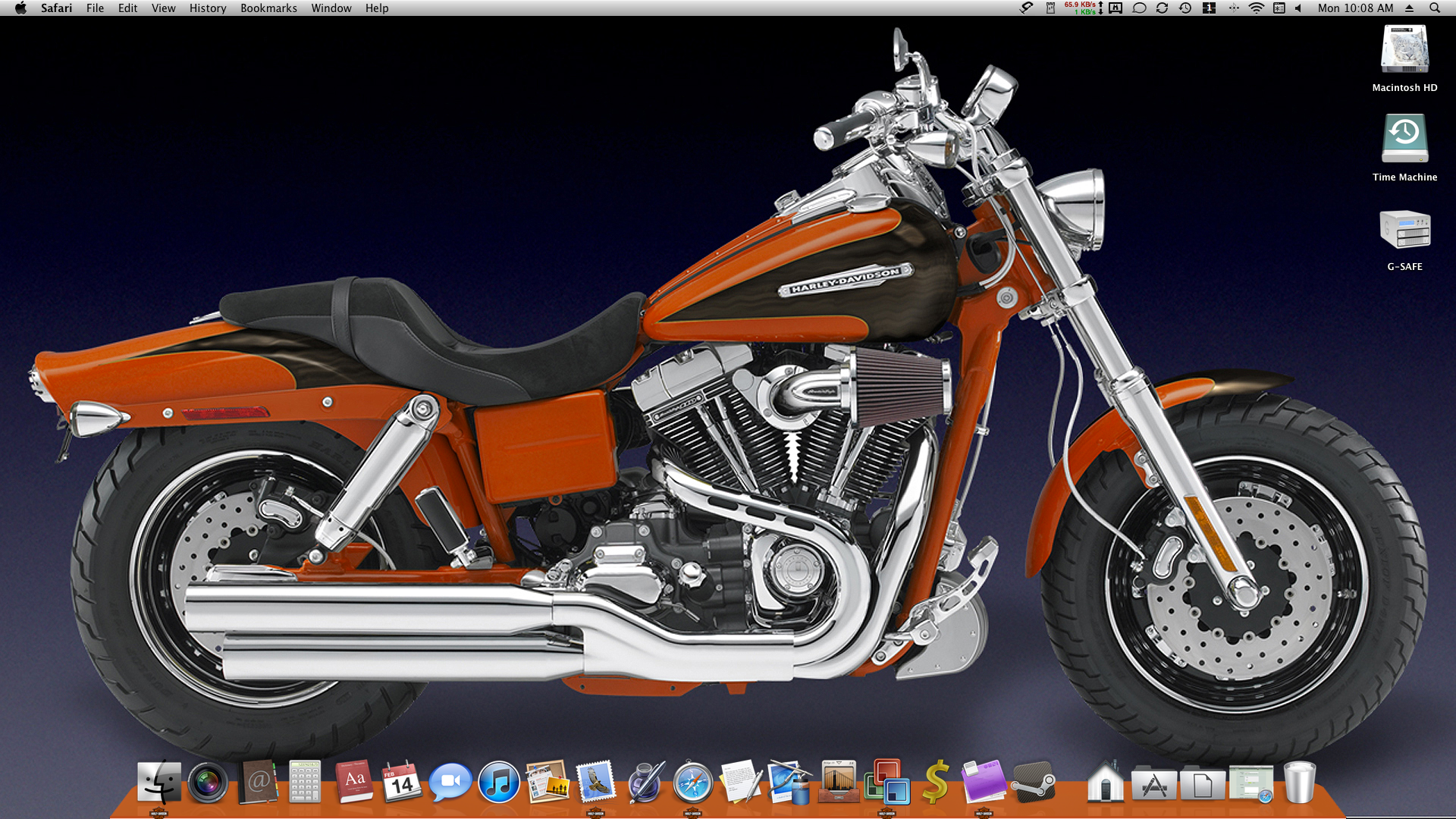Screamin Eagle Harley Davidson