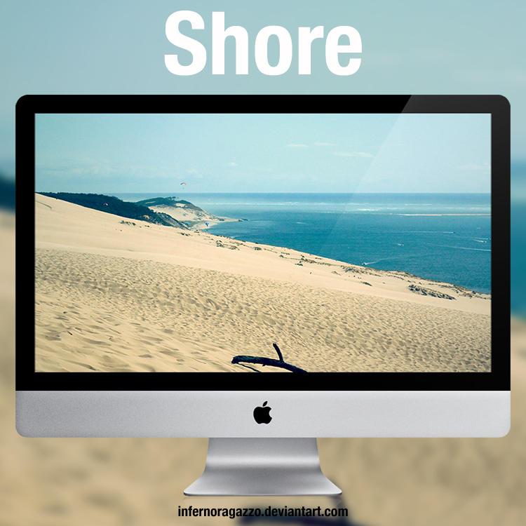 Shore x HD Wallpaper by infernoragazzo