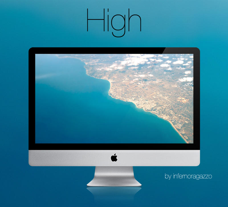 High HD Wallpaper by infernoragazzo