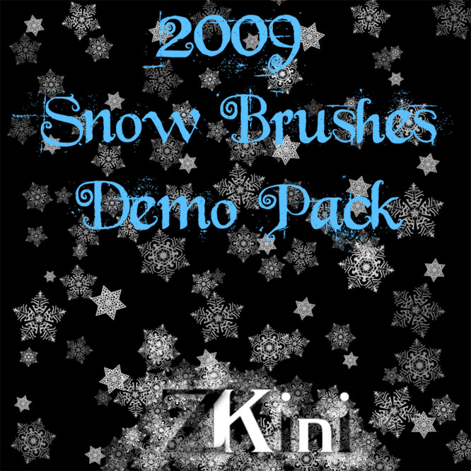 Snow Brushes 09 Demo1 by SkeIator