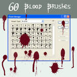 Blood - Ink Brushes
