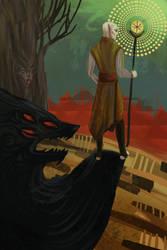 Long-shadow by SketchSavanna