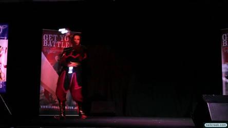 Azula Firebending Video