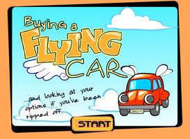 Uni: Buying a Flying Car by Risachantag