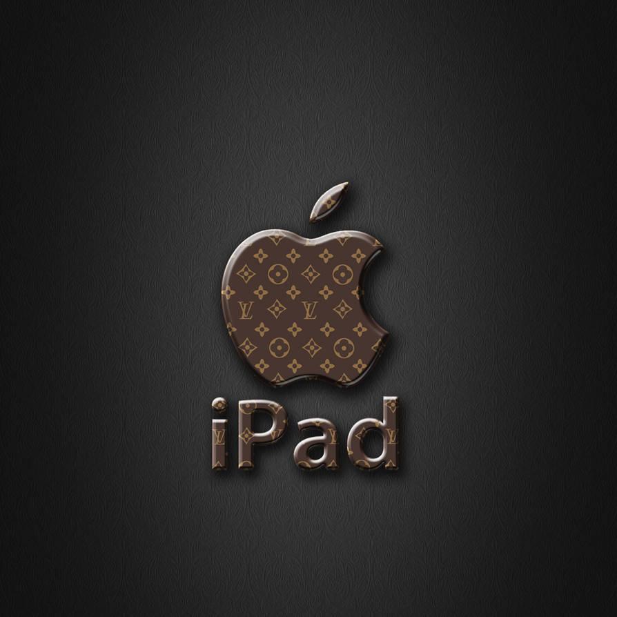 iPad Wallpaper - LV monogram by LaggyDogg ...