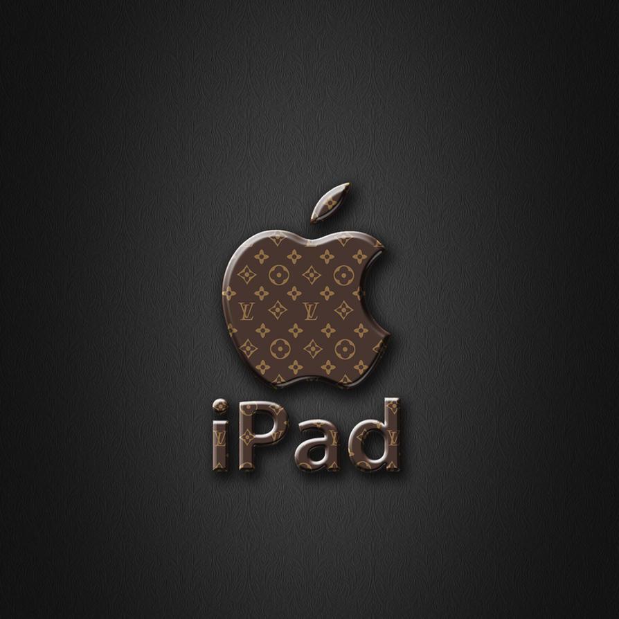 Louis Vuitton Logo Wallpaper iPad Wallpaper - LV monogram