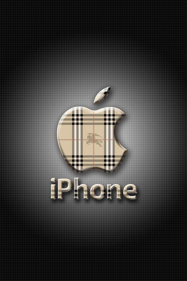 iphone wallpaper burberry by laggydogg on deviantart