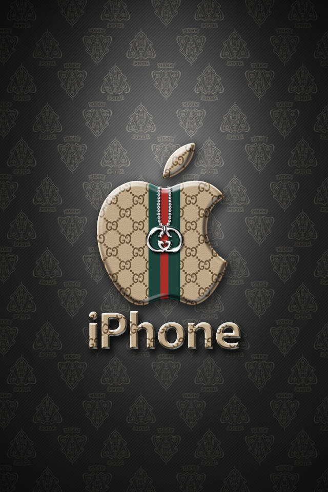 iphone wallpaper gucci by laggydogg on deviantart