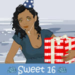Sweet 16 DressUp