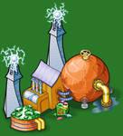 Jewel Laboratory animation