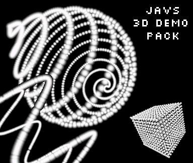 JaVS - 3D Demo Pack by gman78