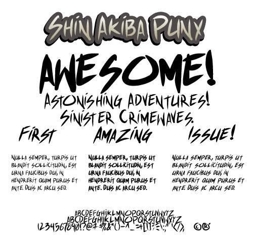 Shin Akiba Punx by andehpinkard
