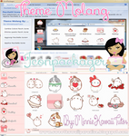 Theme Molang For Iconpackager