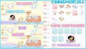Screenshot Cinnamoroll