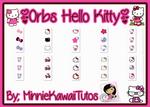 Orbs Hello Kitty