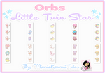 Orbs Little Twin Stars