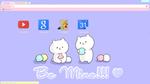 Be Mine Theme Google Chrome Y Torch