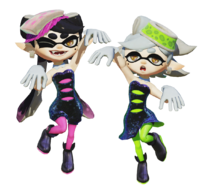 Splatoon - Stay Fresh and Huge! (PDF story) by cubedcinder128