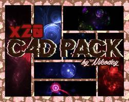 C4D Fractal Pack