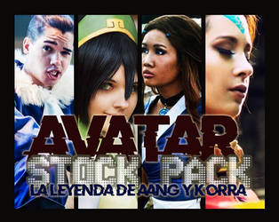 Pack Stock Avatar: The Last Airbender