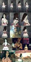 Alice Liddle mod - Ghost Dress