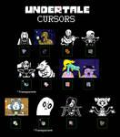 Undertale - Cursor Pack