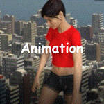 Giantess First Animation Test by Alberto62