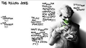 The Killing Joke by crucafix