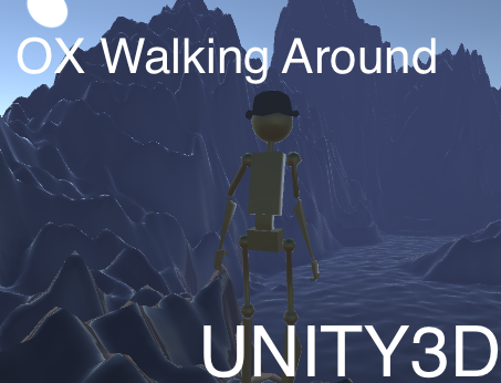 OX Walk Around (Unity3D) by guzu