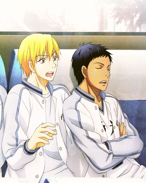Truth OR Dare - Book References - KISE x AOMINE by ...