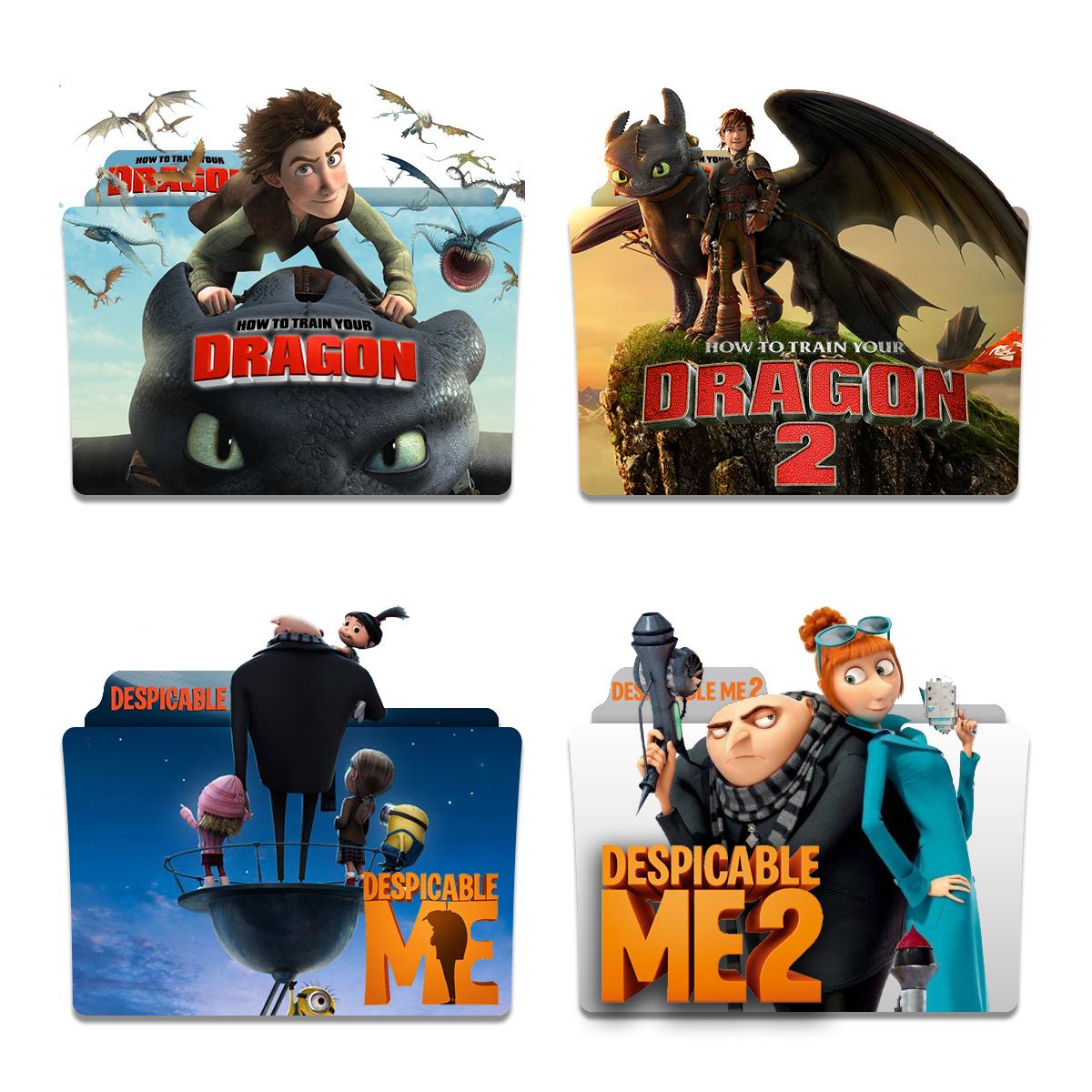 Animation Movies Folder Icon By Kingjith Animation Movies Folder Icon By  Kingjith