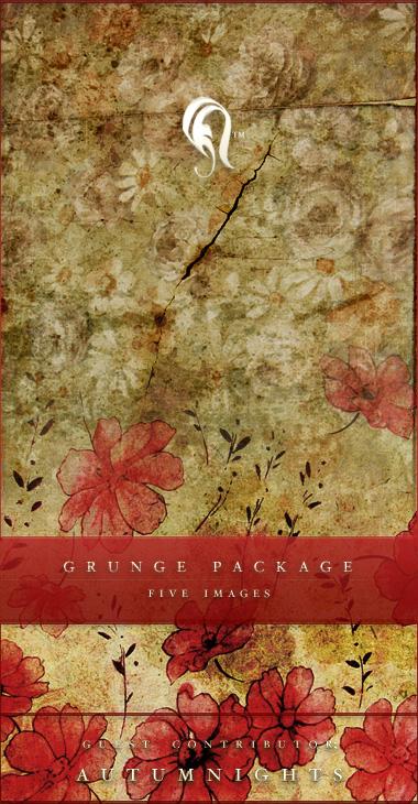 Package - Vintage Grunge - 2