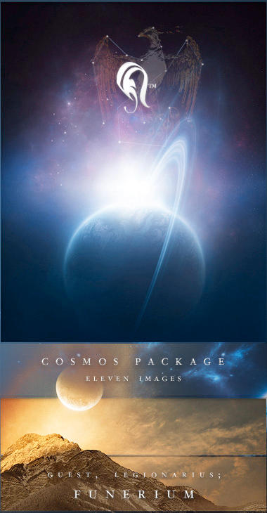 Package - Cosmos - 2 by resurgere