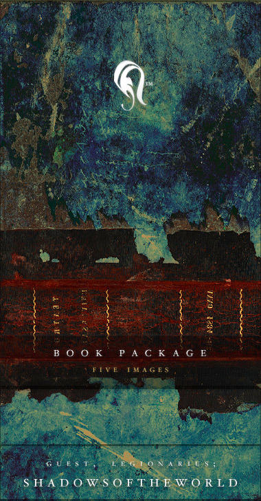 Package - Book - 2 by resurgere