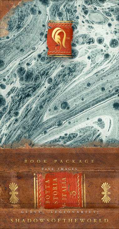 Package - Book - 3 by resurgere