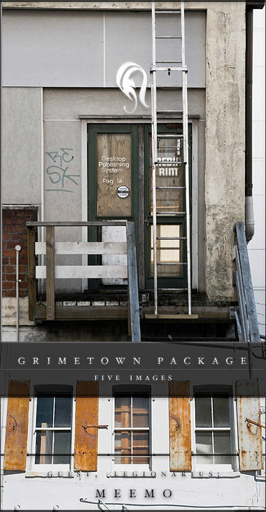 Package - Grimetown - 1 by resurgere