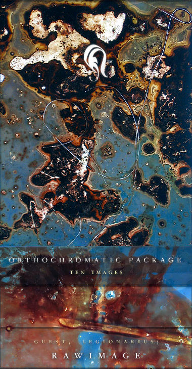 Package - Orthochromatic - 1 by resurgere