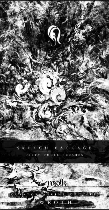 Brush - Sketch - 1