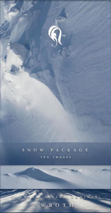Package - Snow - 2 by resurgere