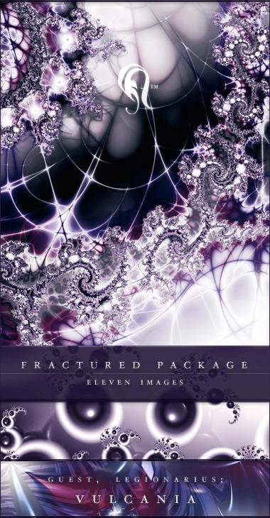 Package - Fractured - 2 by resurgere