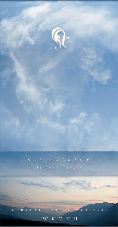 Package - Sky Scape - 9 by resurgere