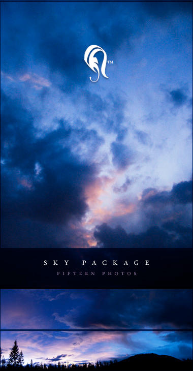 Package - Sky Scape - 2 by resurgere
