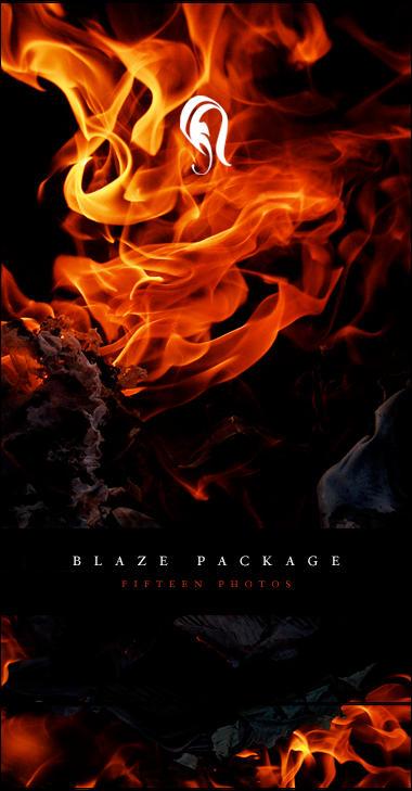 Package - Blaze - 4 by resurgere