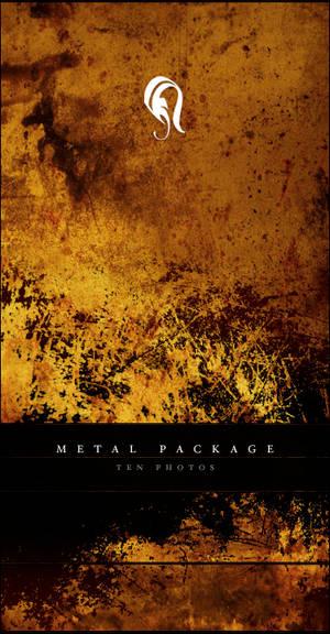 Package - Metal - 2